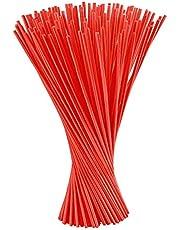 FEPITO Riet Diffuser Sticks Olie Aroma Diffuser Sticks Hout Rotan Riet Sticks