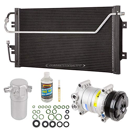 A/C Kit w/AC Compressor Condenser Drier For Chevy Astro GMC Safari 2002-05 - BuyAutoParts 60-89188CK -