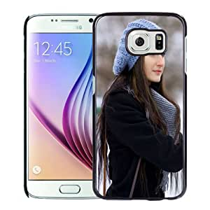 Beautiful Custom Designed Samsung Galaxy S6 Phone Case For Winter Girl Phone Case Cover