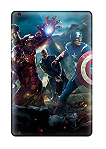 Premium Avengers Back Cover Snap On Case For Ipad Mini/mini 2