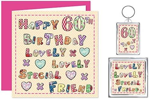 Juego de regalo de cumpleaños para 60 amigos especiales ...