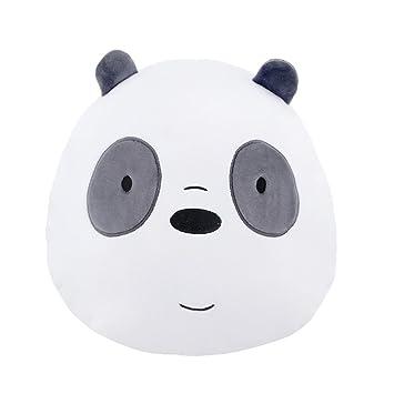 Amazon.com: nooritoys nos Bare Bears muñeca cara cojín ...