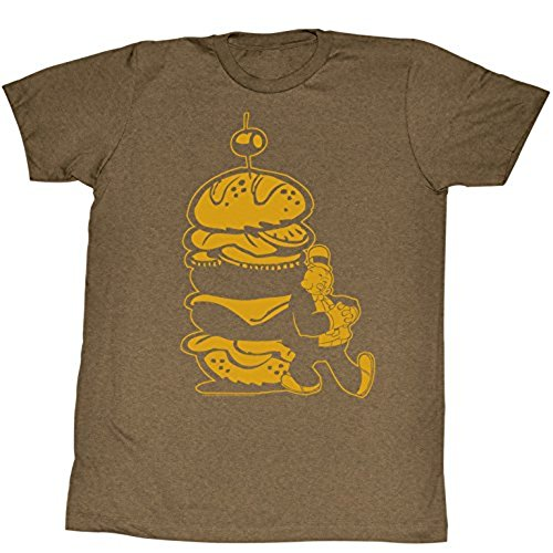 American Classics Popeye Burger For The Boy T