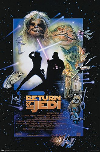 Trends International Star Wars Episode 6 Collector's Edition Wall Poster 24