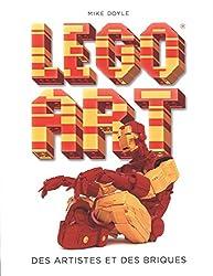 LEGO ART - Des artistes et des briques