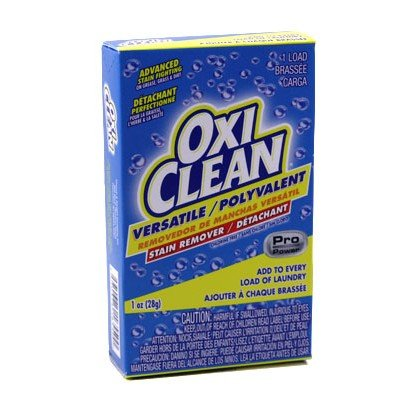 OxiClean Powder Additive - Coin Vend