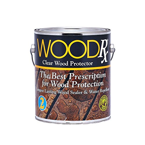 1-gal. Clear Water Repellent - Rx Wood
