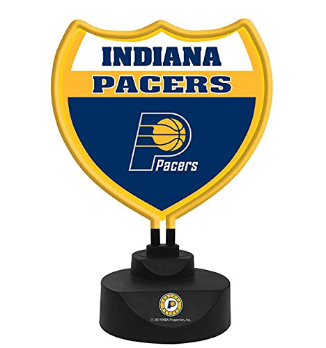 NBA Indiana Pacers NBA-IPA-1808Neon Lamp, Multi, One Size