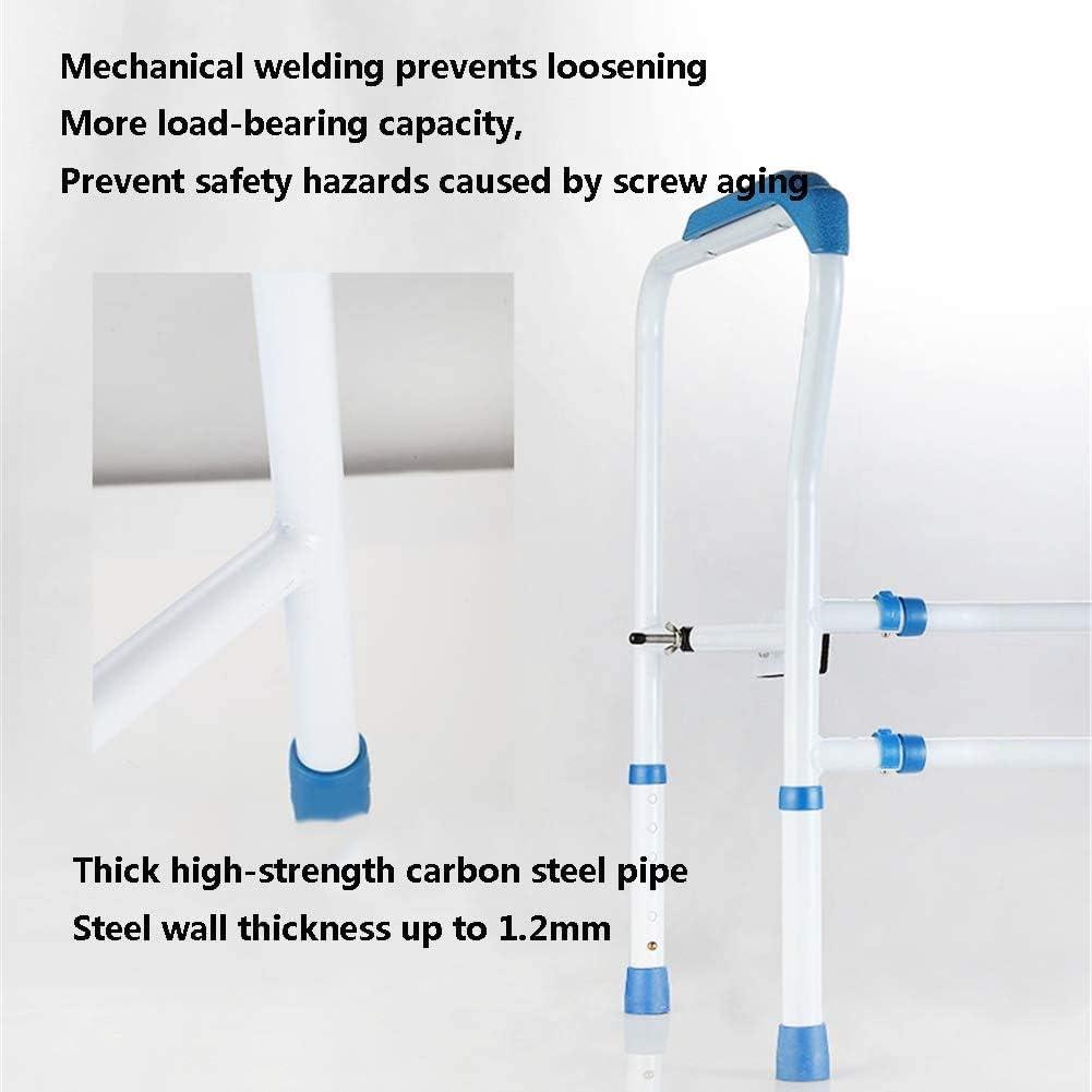すべてのトイレ用トイレ安全手すり幅高さ調節が可能なトイレ安全ブラケット障害者高齢者のトイレ手すり