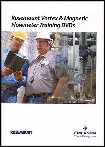 (Rosemount Vortex and Magnetic Flowmeter Training [2 DVDs/1 CD])
