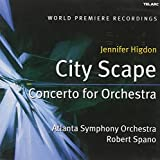Higdon: City Scape / Concerto for Orchestra
