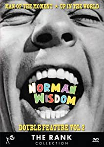 Norman Wisdom Double Feature Vol 2