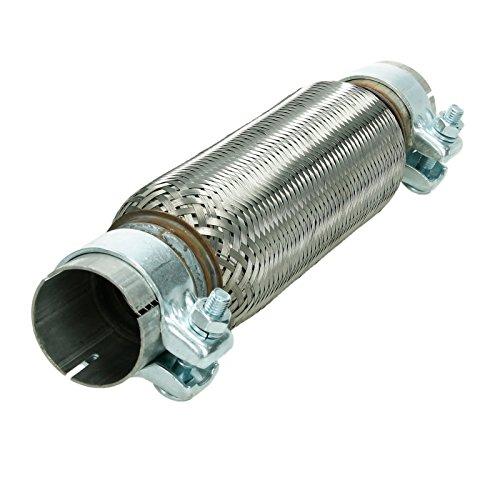 Pinze Giunto Universale 50 x 230 Scarico Flex Pipe 60 g Pasta di Montaggio ECD Germany 50x230 mm Tubo Flessibile