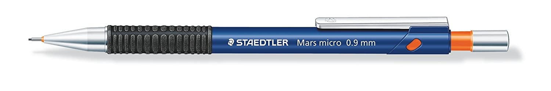 STAEDTLER portamine Mars micro a scatto per mine da 0,9 mm, perfetto per il disegno tecnico e artistico o la scrittura, 775 09 MAG_WP-2RKL-C9Y9