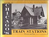 A Guide to Chicago's Train Stations, Ira J. Bach and Susan Wolfson, 0804008698