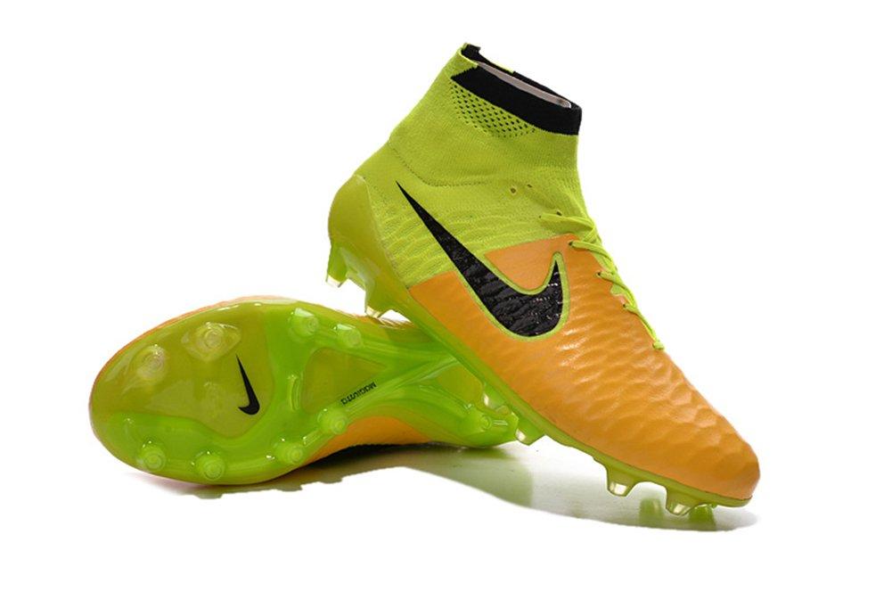 Demonry Schuhe Herren Magista obra fg mit ACC gelb Fußball Fußball Stiefel