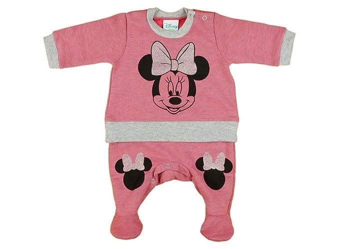 Mickey Mouse Disney Baby-Strampler Baby-Schlafanzug f/ür Jungen Wickel-Strampler in Gr/ö/ße 56 62 68 74 Baumwolle f/ür Neugeborene 0 3 6 9 Monate