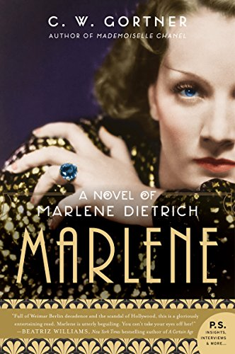 Marlene: A Novel (Marlene Dietrich Actress)