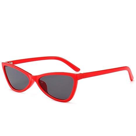 Yangjing-hl Gafas de Sol de Tendencia de Personalidad Gafas ...