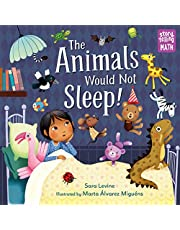 The Animals Would Not Sleep! (Storytelling Math)