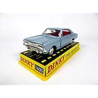 - Atlas Dinky Toys - Opel Rekord Coupé 1900 1405 1:43 (MB429)