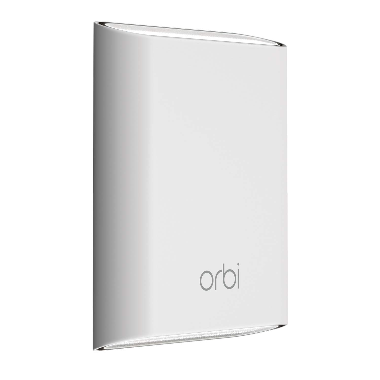 Netgear Orbi Pro SRS60 Repetidor de WiFi Mesh adicional cobertura hasta 175 m2 velocidad AC3000