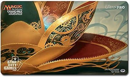 Louisville 2017 Playmat-Lotus Petal Magic the Gathering Magic The Gathering Grand Prix