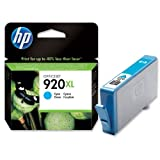 HP 920XL - Print cartridge - 1 x cyan