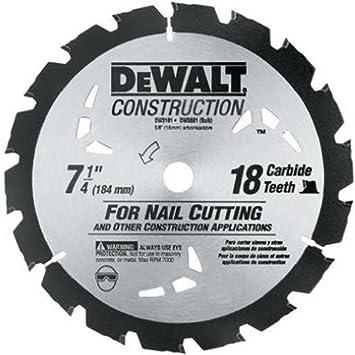 Dewalt dw3191 series 20 7 14 inch 18 tooth nail cutting saw blade dewalt dw3191 series 20 7 14 inch 18 tooth nail cutting saw keyboard keysfo Gallery