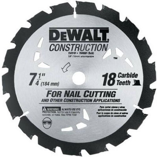 Nail Cut Saw - 8