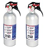 KID21006287 - Kidde FX511 Automobile Fire Extinguisher (2 Pack)