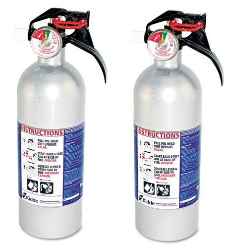 KID21006287 Kidde FX511 Automobile Extinguisher