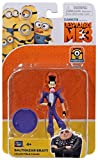 Despicable Me 3 - BALTHAZAR BRATT Collectible Figure - Highly Detailed, Poseable