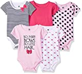 Hudson Baby Cotton Bodysuits