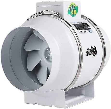 Ventilador Booster conducto de ventilación Ventilador Redondo ...