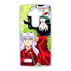Phone Accessory for LG G4 Phone Case Inuyasha I903ML