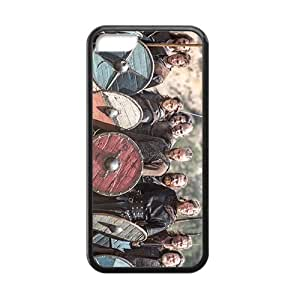 RMGT Ragnar and Rollo battle Design Pesonalized Creative Phone Case For Iphone 6 plus (5.5)