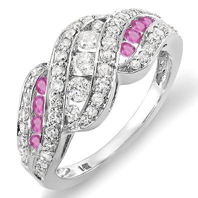 bague diamant droite