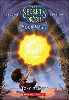 Book Moon Magic (Turtleback School & Library Binding Edition) (Secrets of Droon Special Editions (Prebound))