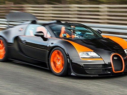 2013 Bugatti Veyron Grand Sport & the Record Setting Grand Sport Vitesse!