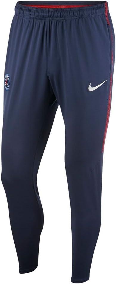 Nike PSG M NK Dry Sqd KP Pantalon de survêtement Paris Saint Germain FC pour Homme