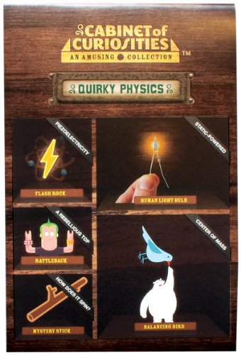 Copernicus - Cabinet of Quirky Physics