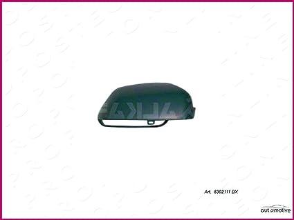 Calota espejo retrovisor derecho negro 07830: Amazon.es: Coche y moto
