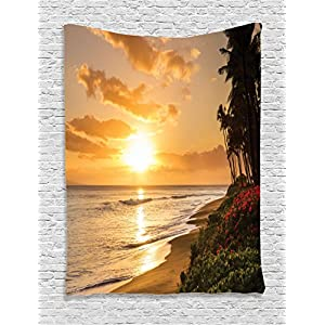 516nhHdulzL._SS300_ Beach Tapestries & Coastal Tapestries