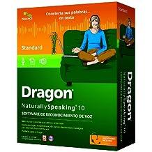 Dragon NaturallySpeaking 10 Standard Spanish
