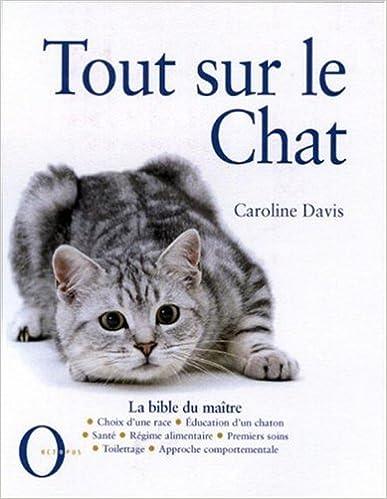 Téléchargement Tout sur le chat pdf