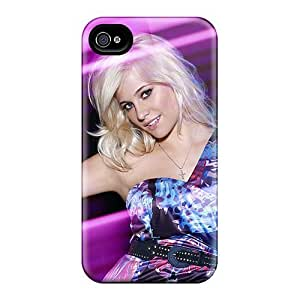 LJF phone case ConnieJCole JEHIeKy7264chpWZ Protective Case For Iphone 4/4s(pixie Lott)