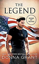 The Legend: A Sons of Texas Novel