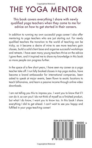 The Yoga Mentor: Everything I Wish I Knew When I Started ...