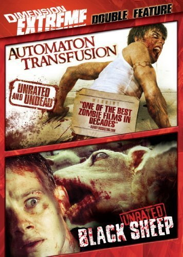 Dimension Extreme Double Feature (Automaton Transfusion / Black Sheep) by Dimension Extreme